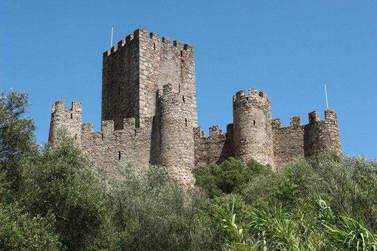 Castelo de Almourol.
