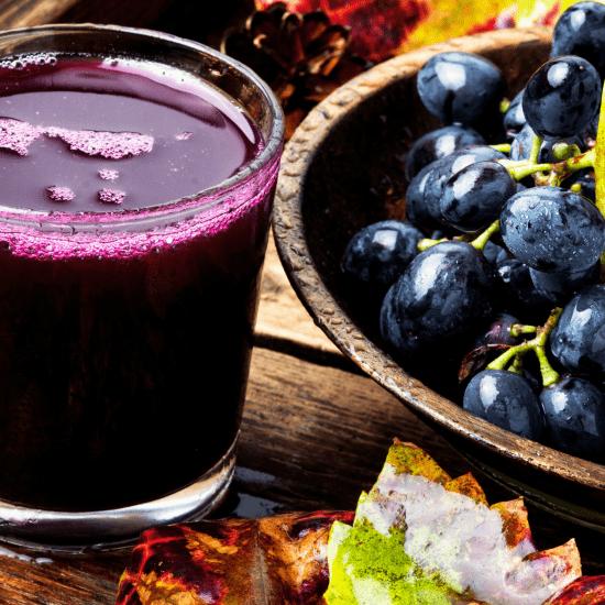 Suco de uva ou vinho tinto? Qual o melhor para a saúde?