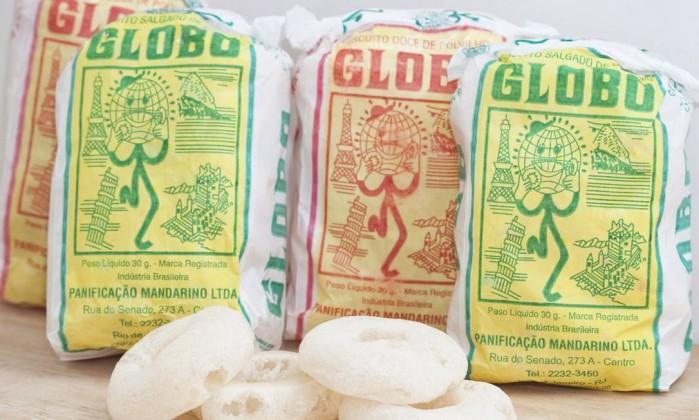 Biscoito Globo - Hit Carioca