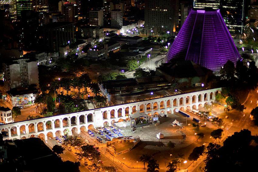 Rio: Lapa noite