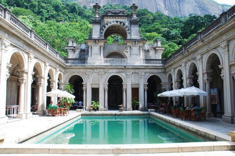 Parque Lage - Rio de Janeiro.