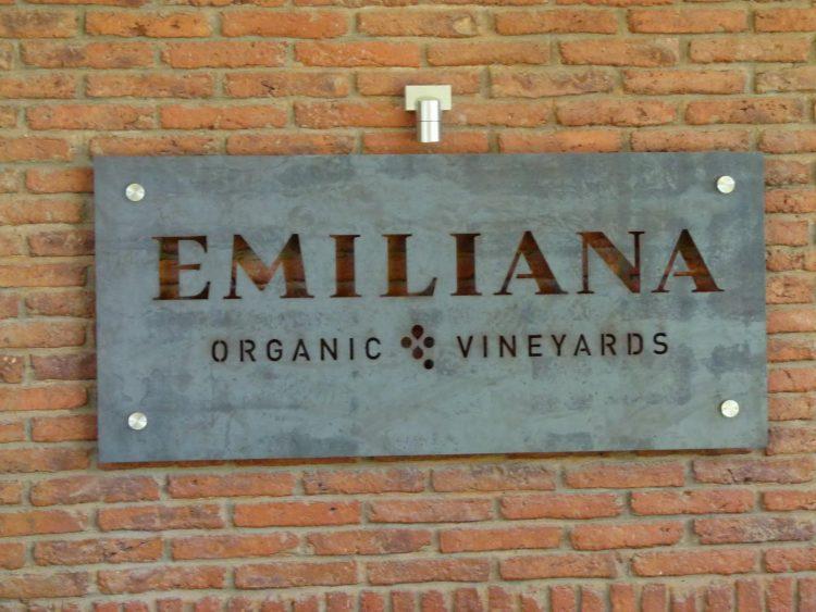 Placa Vinícola Emiliana