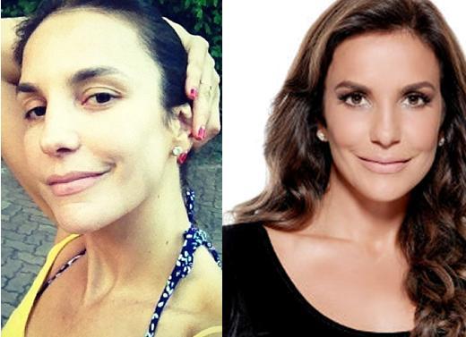 Veja o que a maquiagem pode fazer por uma mulher