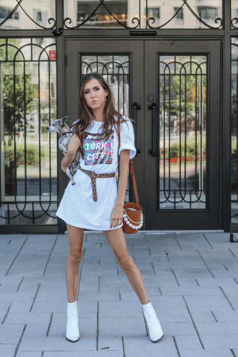 Como usar Tshirt: dicas de moda e estilo.