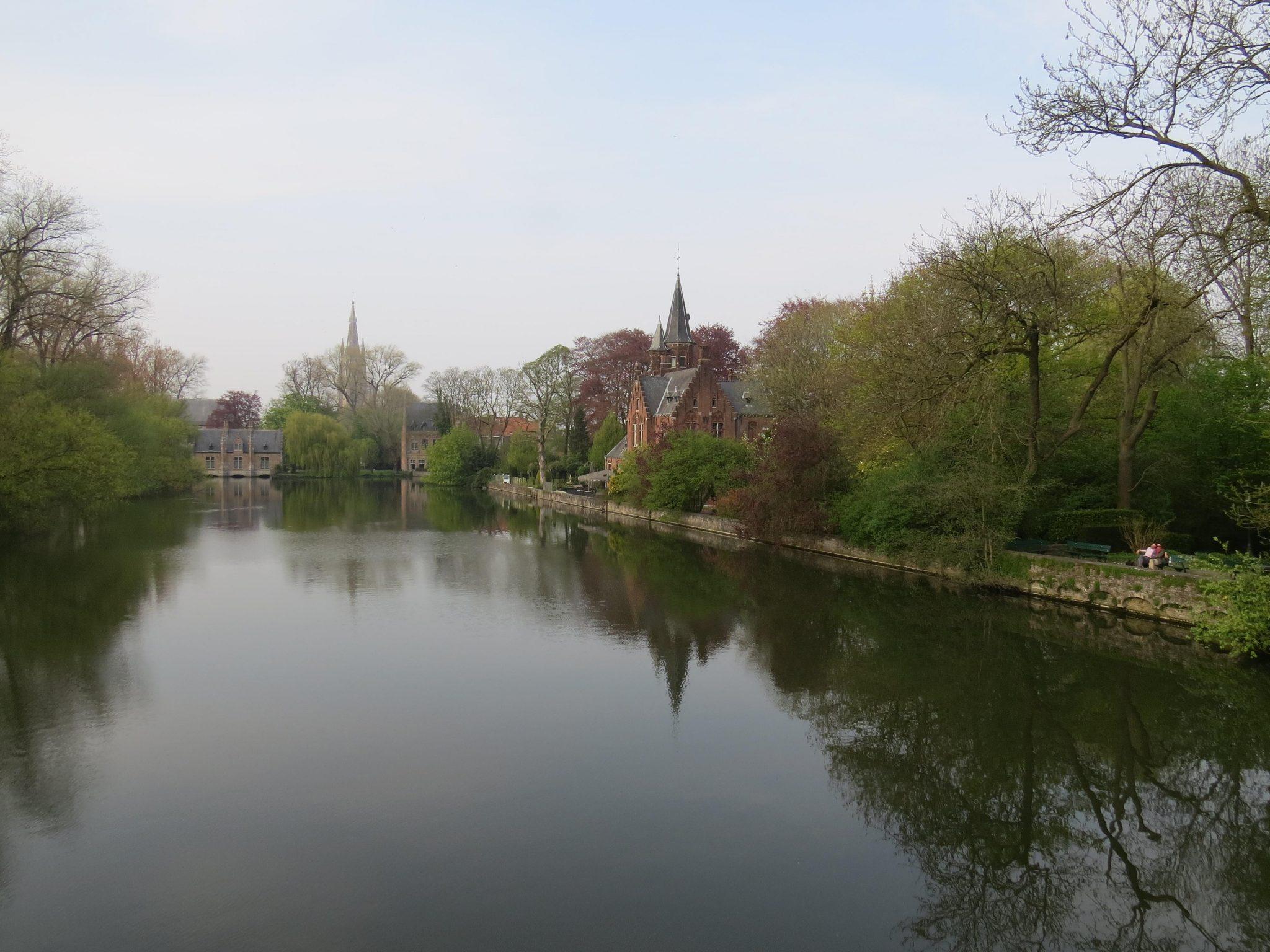 Lago do Amor - Bruges