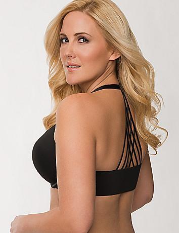 Strappy bra ou sutiã de tiras