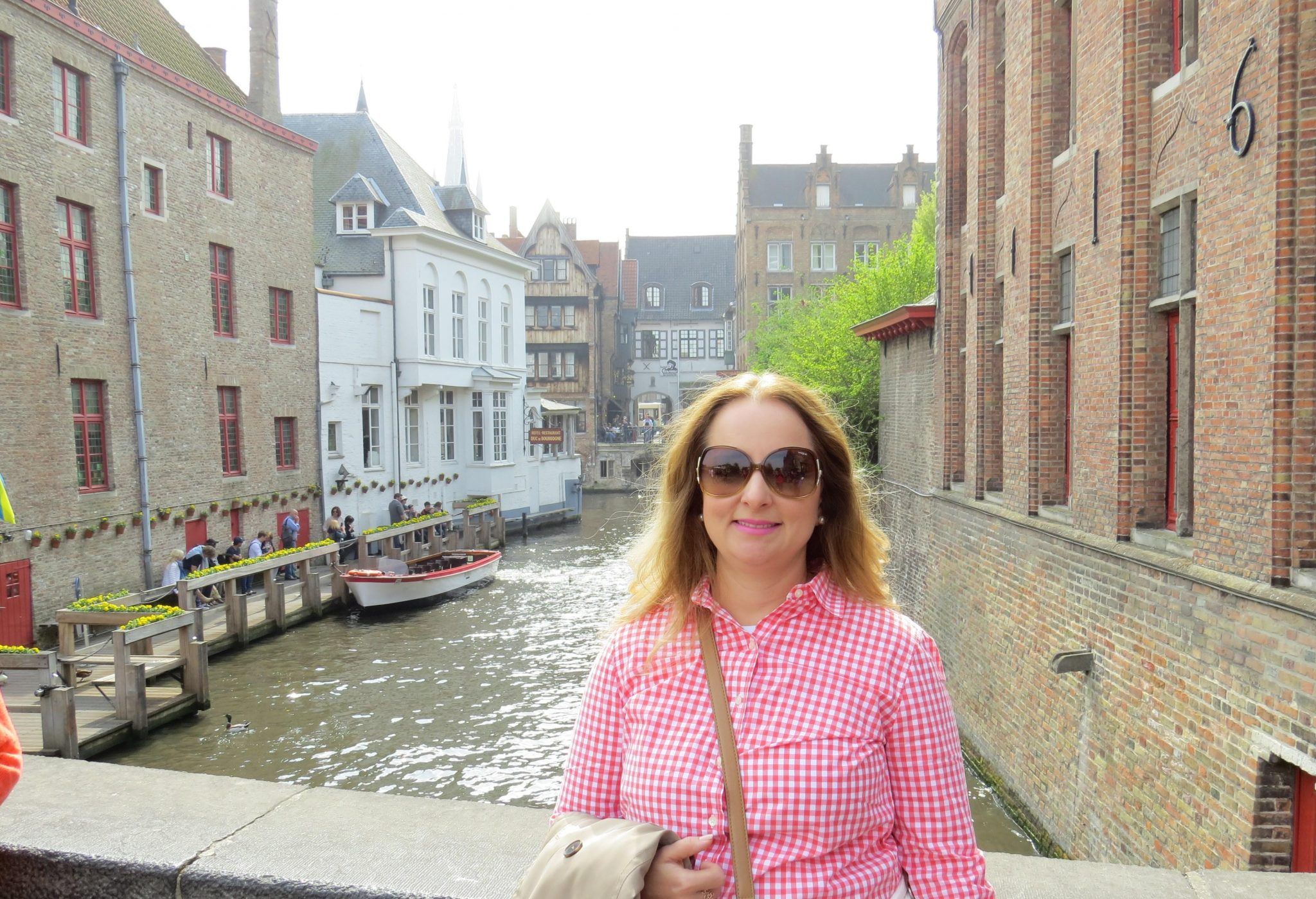 Tour de barco Bruges 5