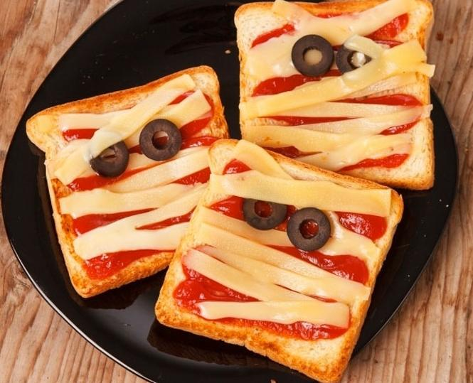Pizza múmia