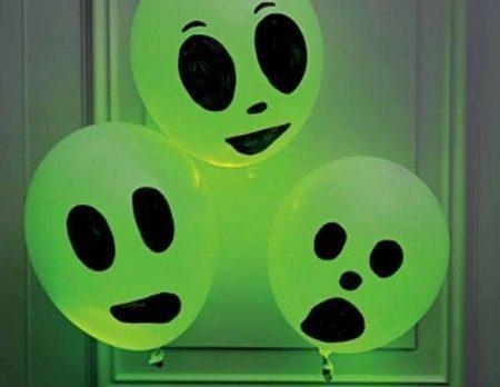 Balões de fantasmas