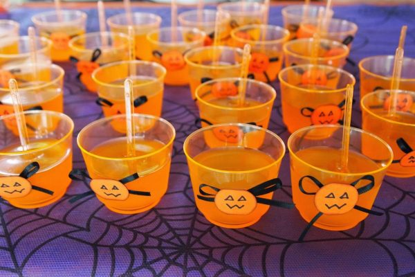 Docinhos para Halloween