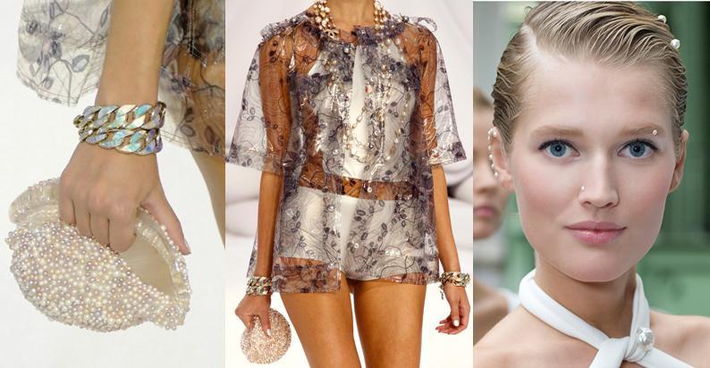 Sereismo tendência de moda verão