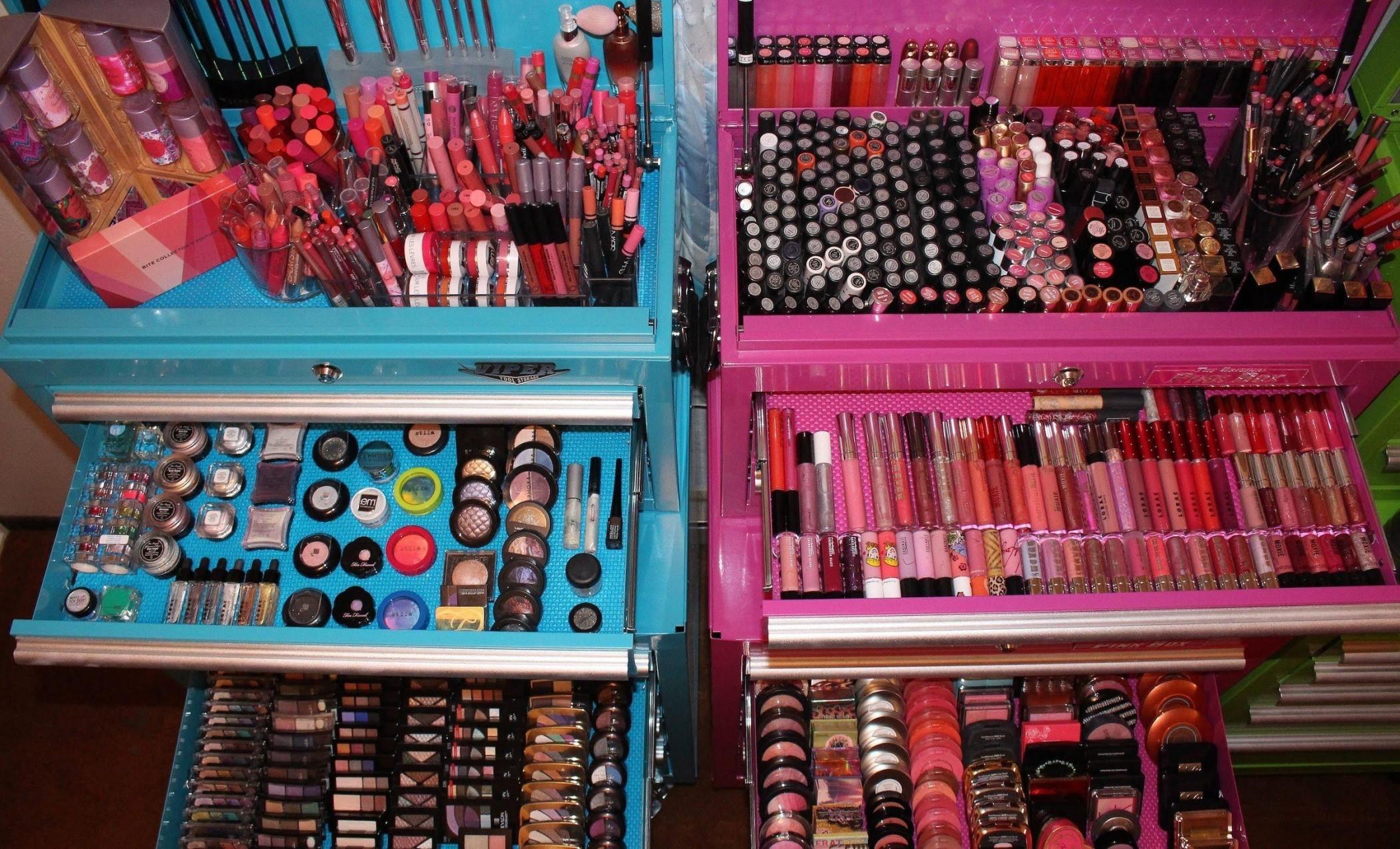 Validade das maquiagens e cosméticos