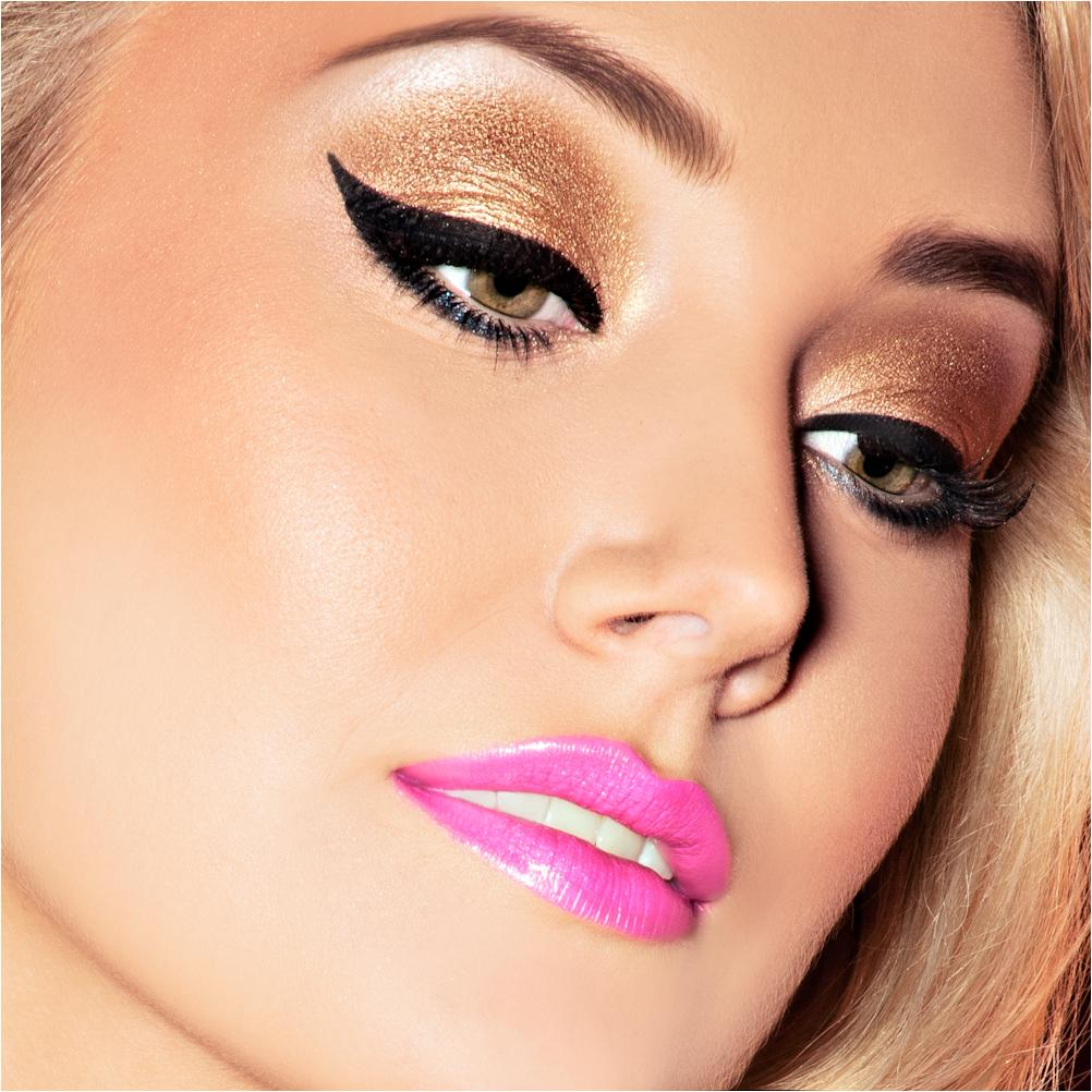 Maquiagem de Réveillon 2016