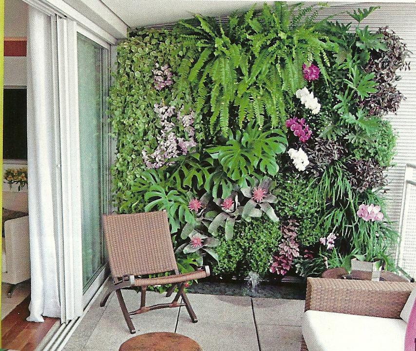 fazer jardim vertical garrafa pet:Como montar um jardim vertical – Almanaque da Mulher