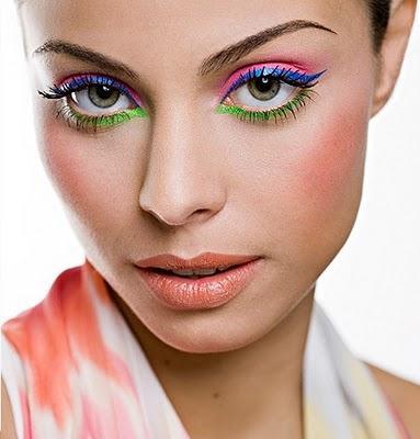 Maquiagem para os blocos de Carnaval