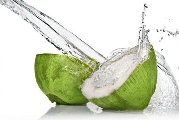 Propriedades nutricionais da água de coco