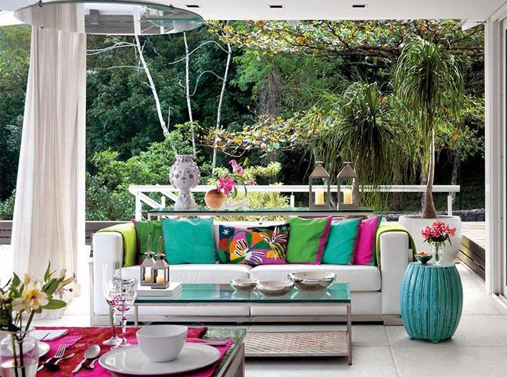 Seat garden