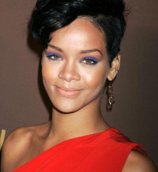 Maquiagem azul: inspirações.