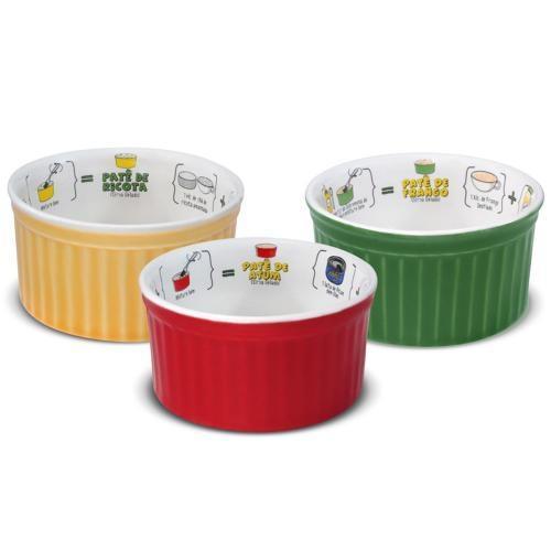 utensílios para brincar de chef.
