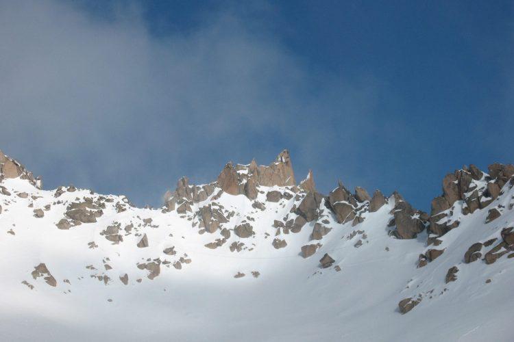 Pico do Cerro Catedral