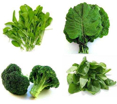 Alimentos ricas em cálcio e sem lactose