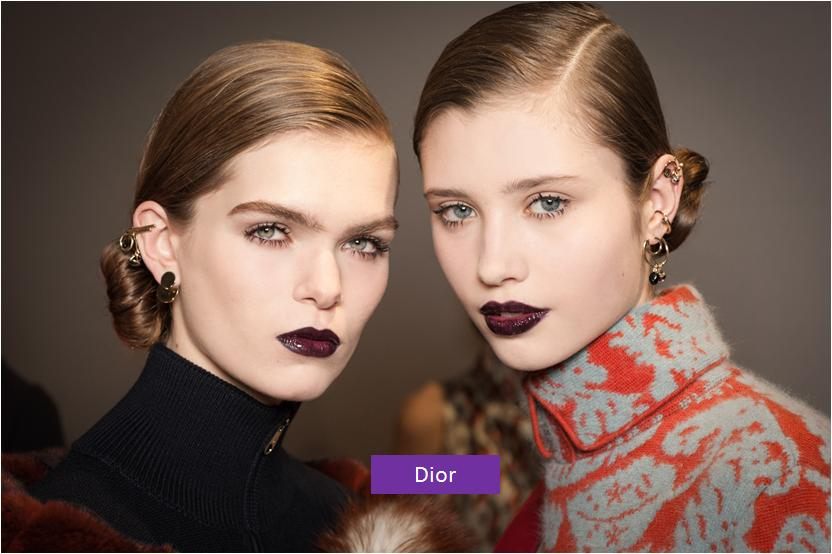 Tendência de maquiagem para o outono/inverno 2016/2017