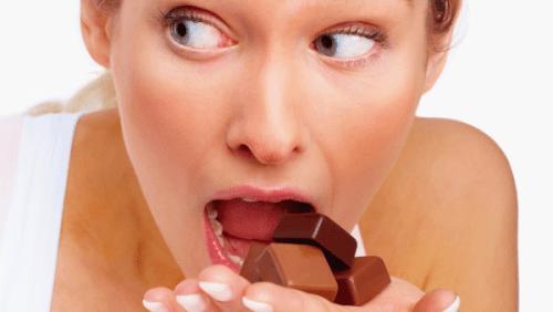 Estratégias para reduzir a vontade por doces