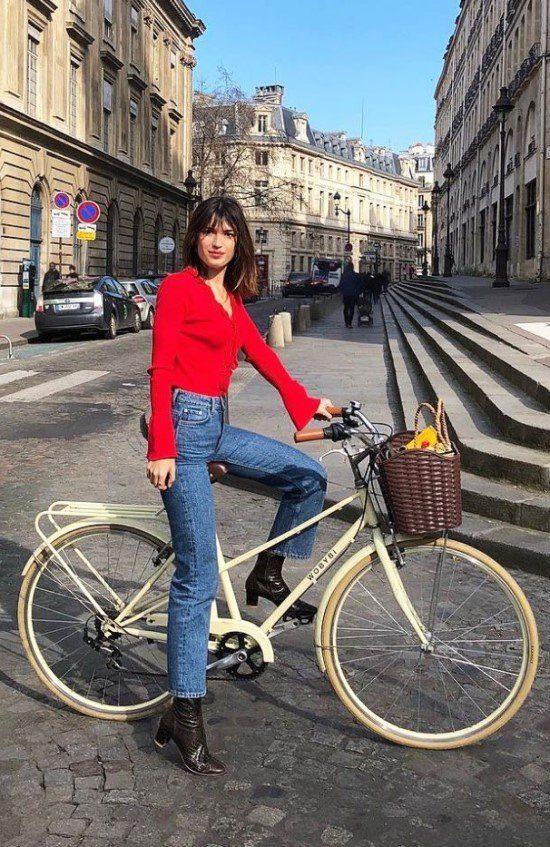 Looks para vestir em Paris.