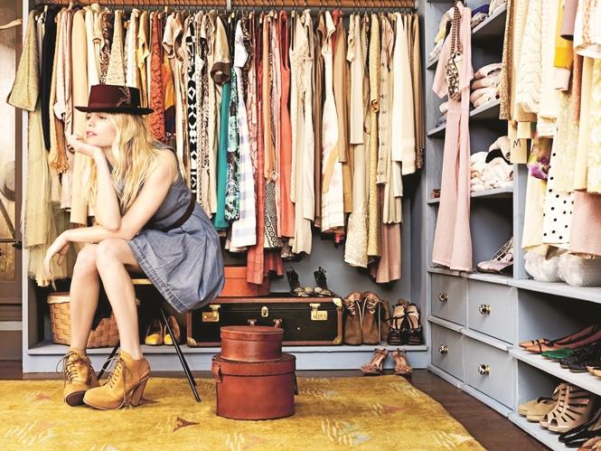 Como renovar o guarda roupa sem fazer compras.