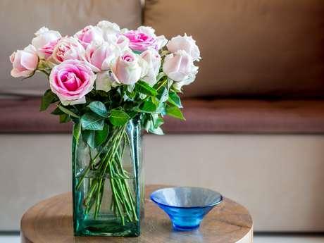 Como montar arranjos de flores