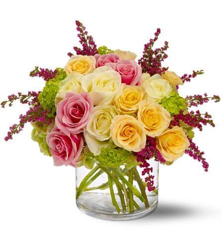 Dicas para montar arranjos de flores