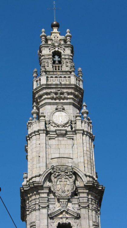 Torre dos Clérigos.
