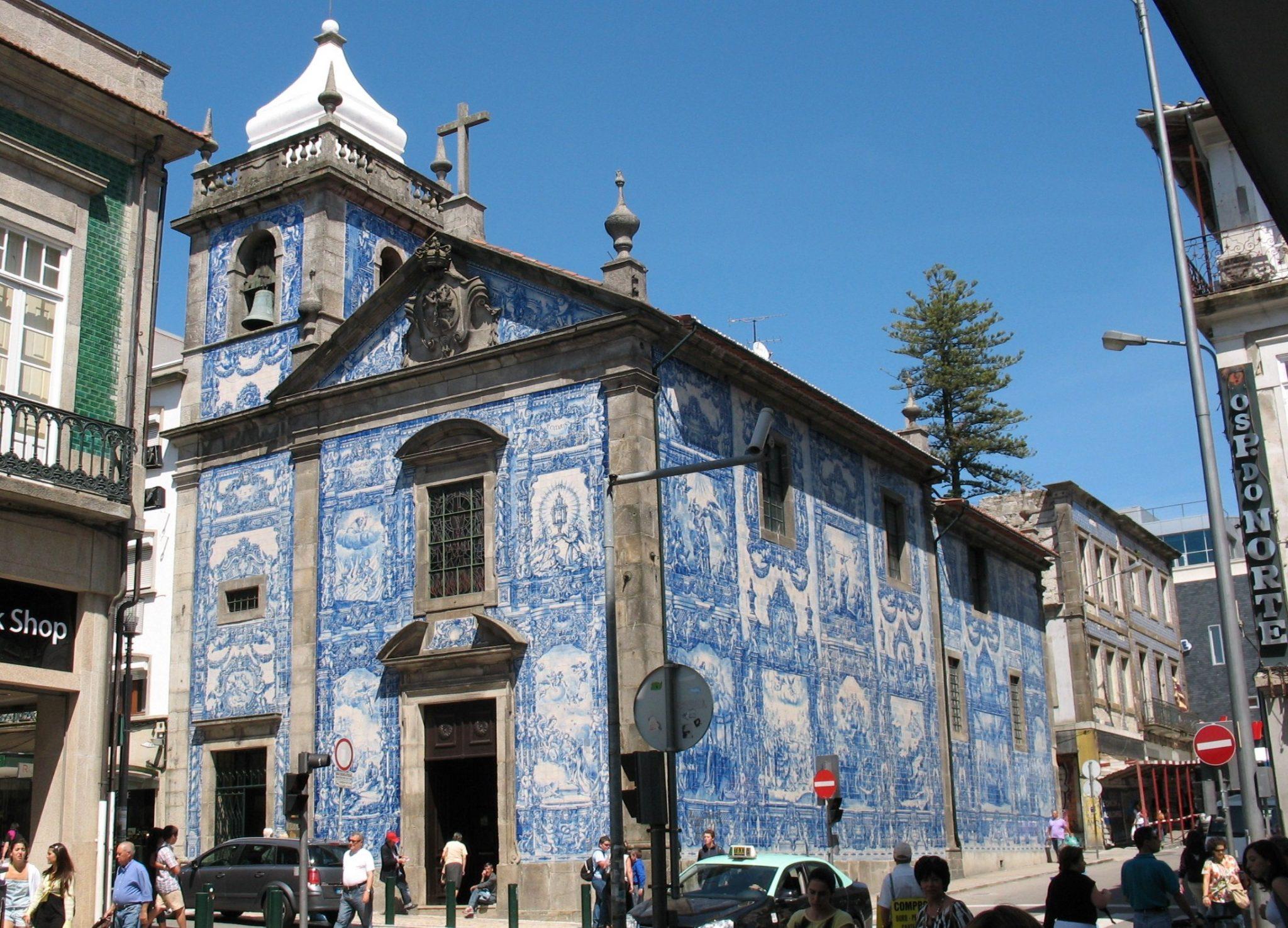 Capela de Santa Catarina.