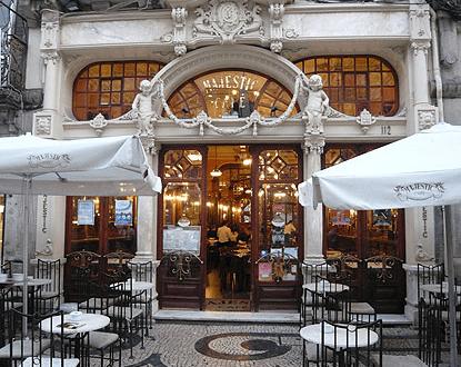 Café Majestic.
