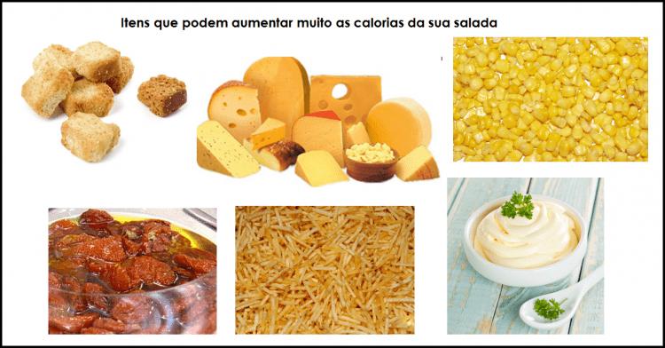 Alimentos saudáveis sabotadores da dieta