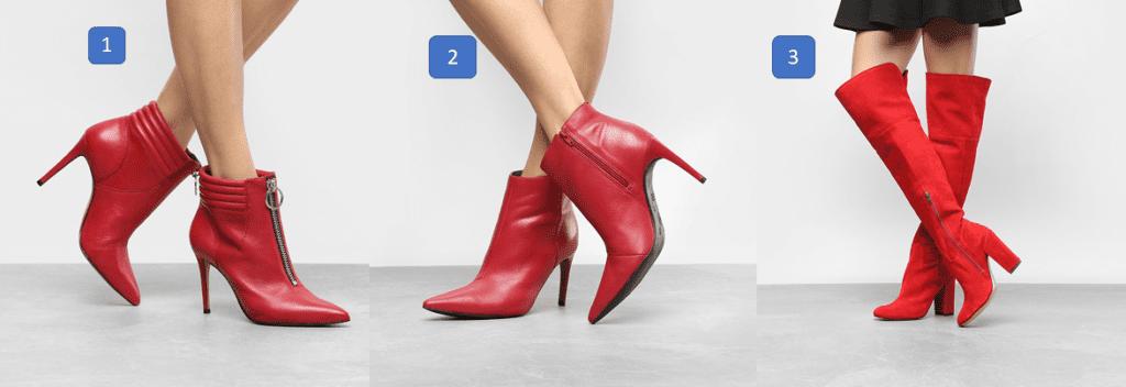 Sapatos que são tendência