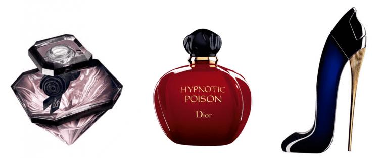 Famílias olfativas dos perfumes