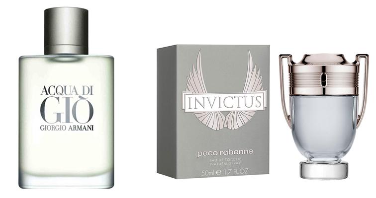 Famílias olfativas na perfumaria