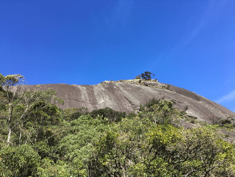 Pedra Redonda, Monte Verde