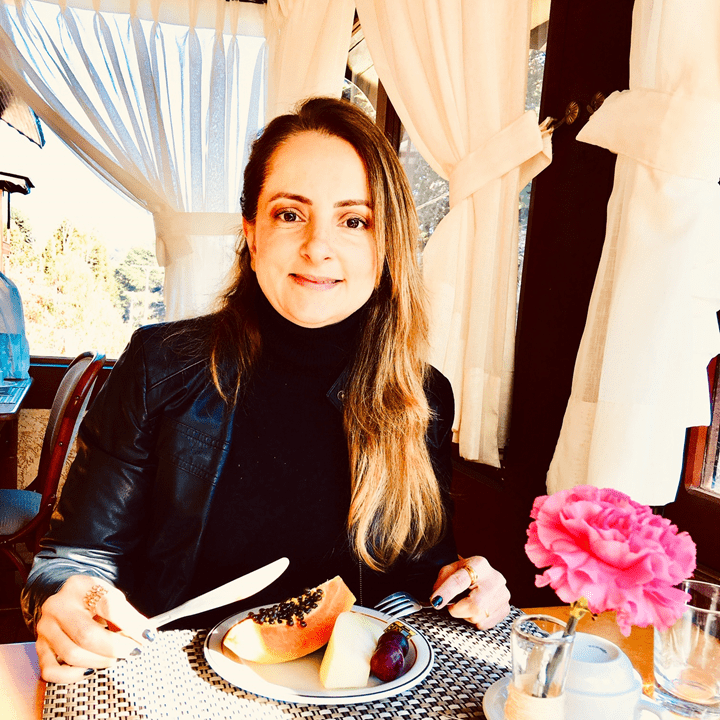 Café da manhã em Monte Verde