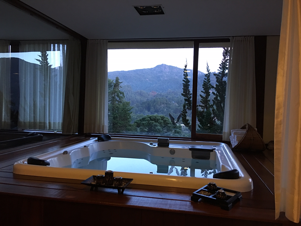 Spa em Monte Verde
