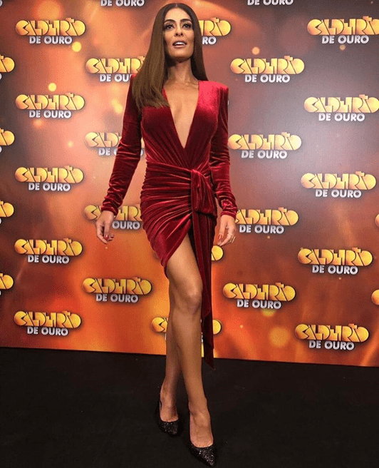 Looks da Juliana Paes