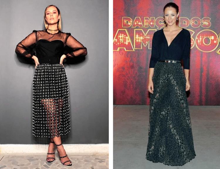 Paolla Oliveira produções de moda