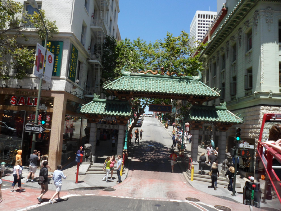 Chinatown São Francisco.