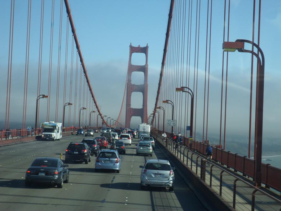 São Francisco dicas de viagem.