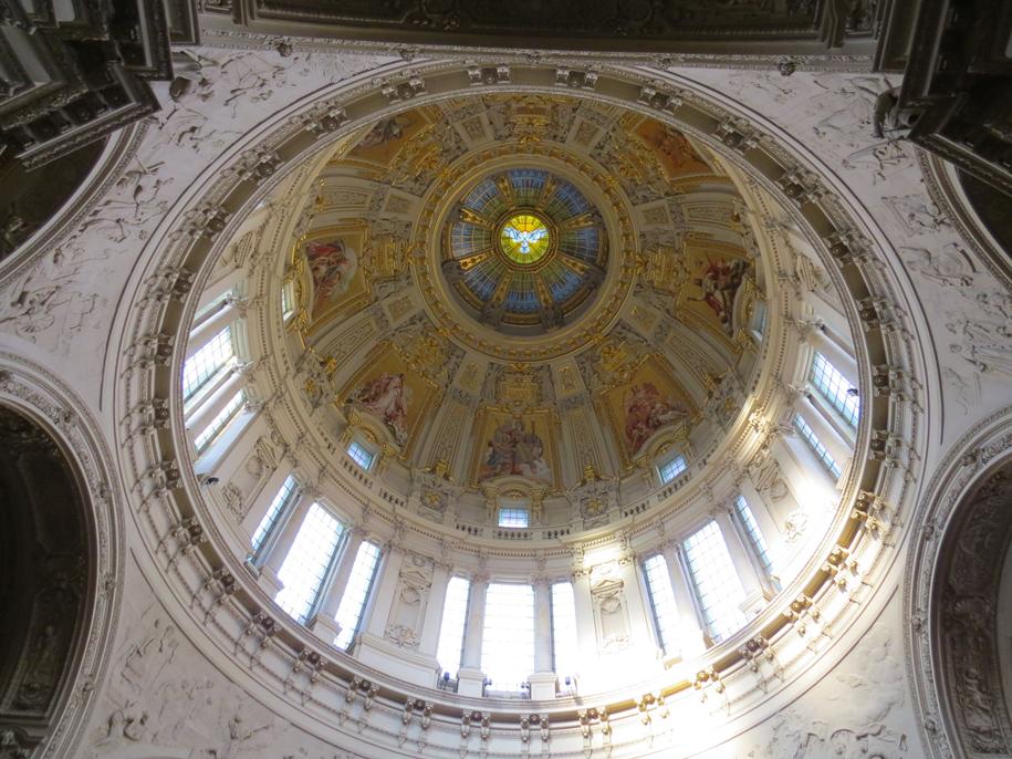 Catedral de Berlim.