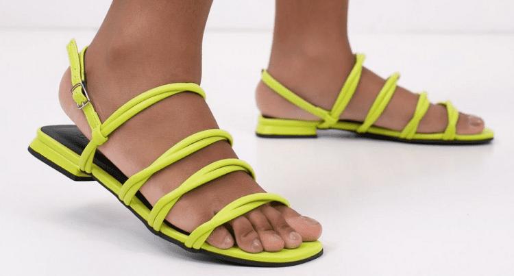 Sapatos que serão tendência.