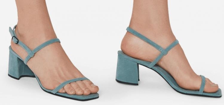 Sapatos primavera/verão