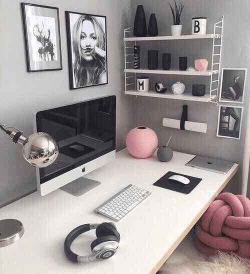 Dicas para fazer seu escritório em casa.