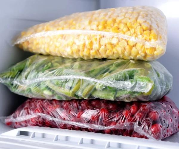 Congelamento de alimentos: técnicas.
